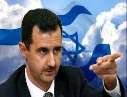 نظام الأسد يجتمع مع  مسؤولين إسرائيليين داخل الأراضي السورية