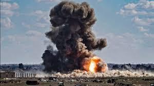 مصدر إيراني: القصف الإسرائيلي دمر رؤوساً حربية متوازية التفجير في دير الزور