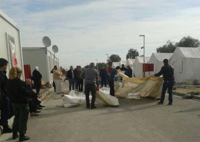 قبرص تمنع اللاجئين السوريين من السكن في إحدى قراها
