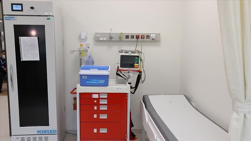 الحكومة المؤقتة تبدء ببناء مستشفى للتوليد في تل أبيض بريف الرقة