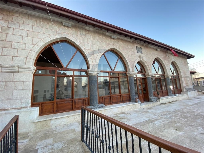 تركيا تعلن الانتهاء من ترميم معلمين أثريين في منطقة عفرين
