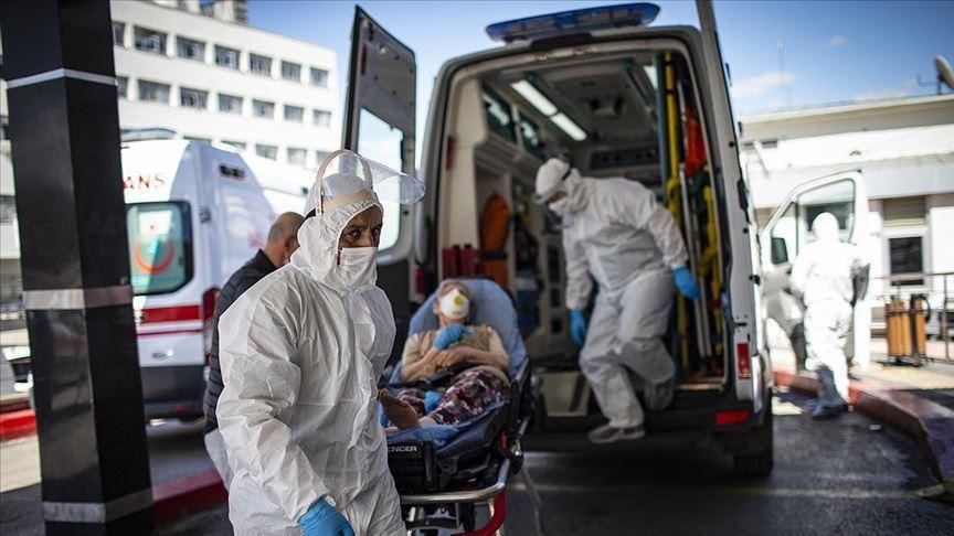 تركيا .. 165 وفاة وأكثر من 6 آلاف إصابة بكورونا
