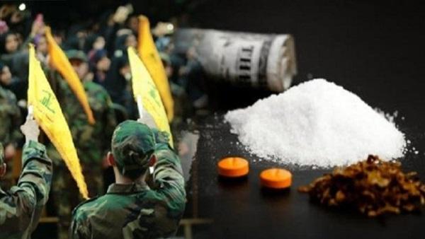بإشراف ضباط الأسد ..حزب الله اللبناني يغرق العاصمة دمشق بالمخدرات