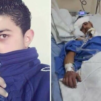 في جريمة جديدة للنظام ...دورية من مكافحة التهريب تقتل شابا في دمشق