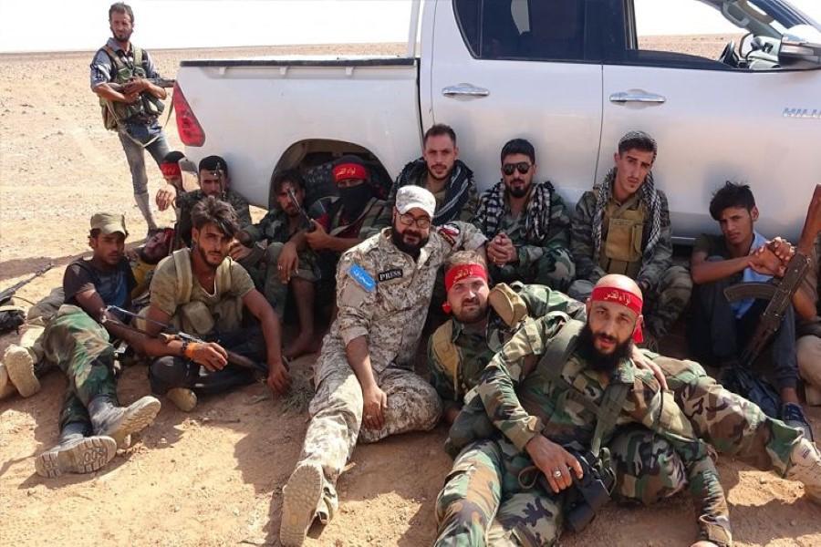 بالأسماء... مقتل 5 من عناصر لواء القدس التابع للنظام  في البادية السورية