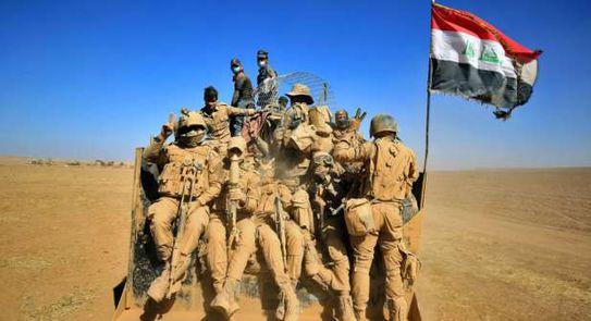 عملية جديدة للجيش العراقي لضبط الحدود مع مناطق وشرق سوريا