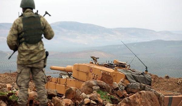 بالقرب من نقاط النظام..الجيش التركي ينشئ نقطة عسكرية بريف حماه