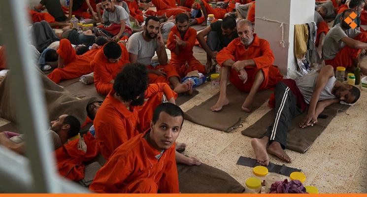 داعش يعد عناصره بفك آسرهم من السجون قريباً