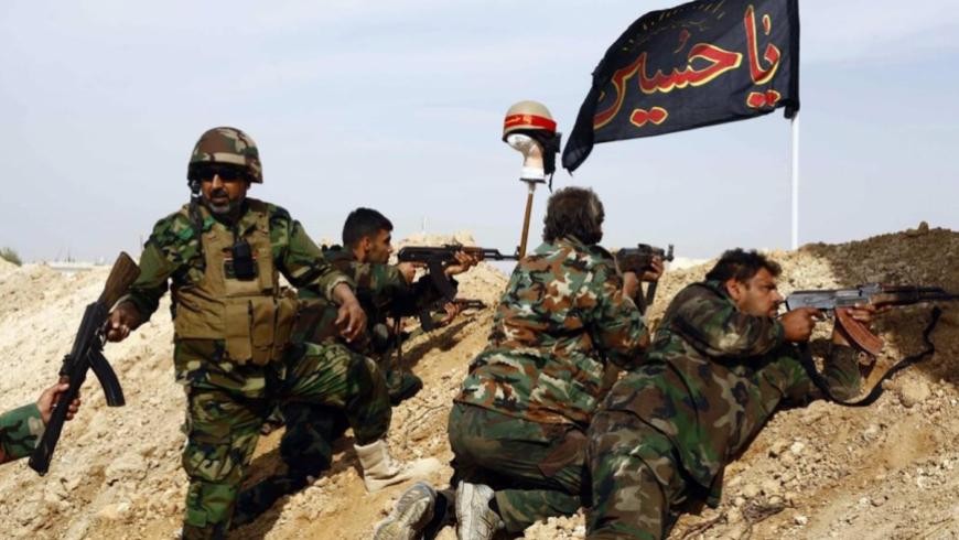 الميليشيات الإيرانية  في دير الزور تنفذ مداهمات  بحثا عن منشقين من صفوفها