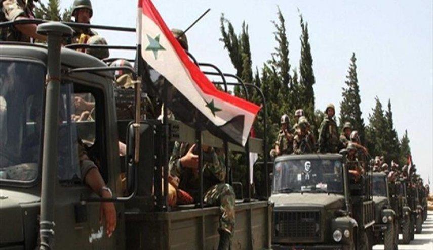 نظام الأسد يدفع بتعزيزات عسكرية كبيرة  إلى  ريف الرقة الغربي