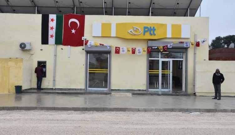 افتتاح فرع لـPTT في مدينة تل أبيض بريف الرقة