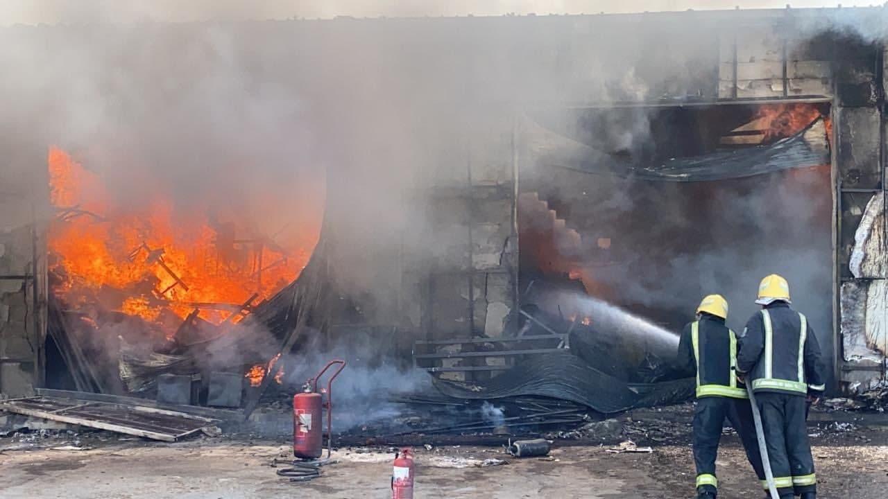 وفاة طفلين بحريق اندلع في منزل عائلتهم في غازي عنتاب
