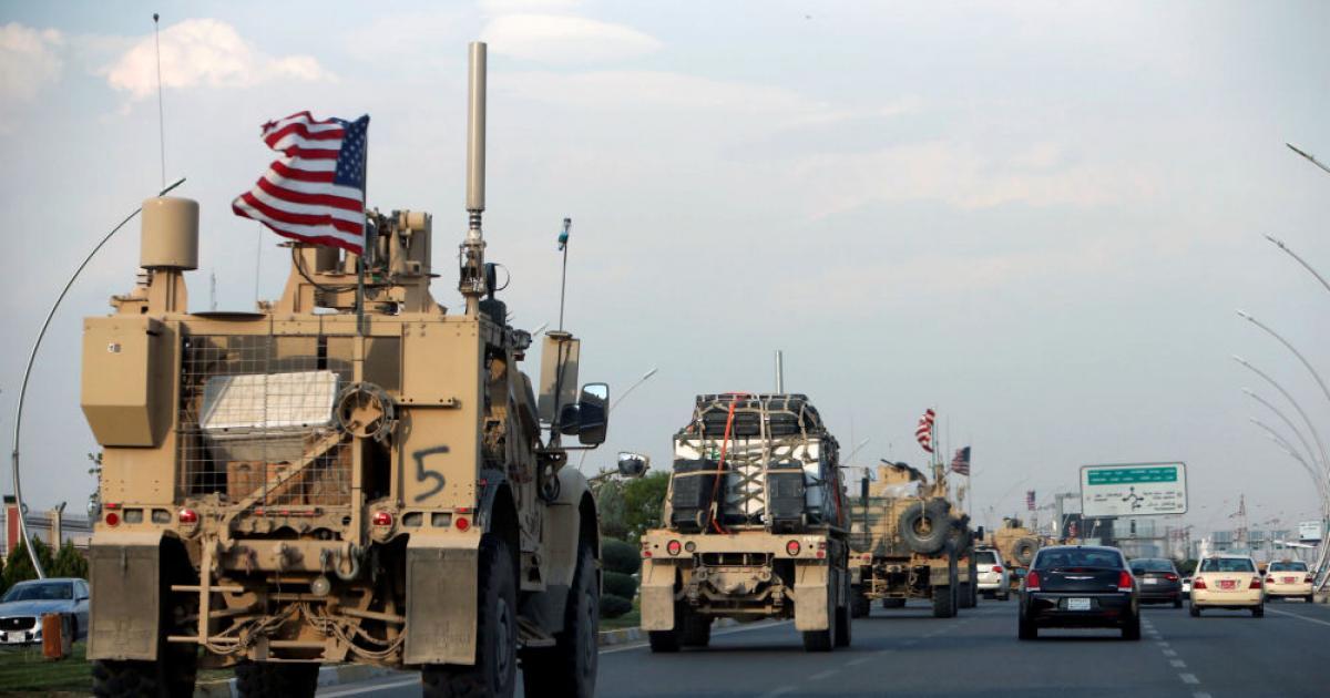 النظام يشتكي على القوات الأمريكية في سوريا لمجلس الأمن والأمم المتحدة