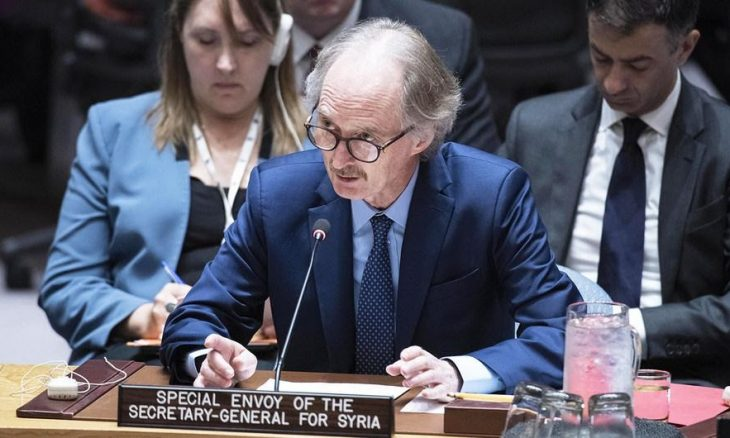 """الأمم المتحدة  تحذر من انهيار """"الهدوء الهش"""" في سوريا"""