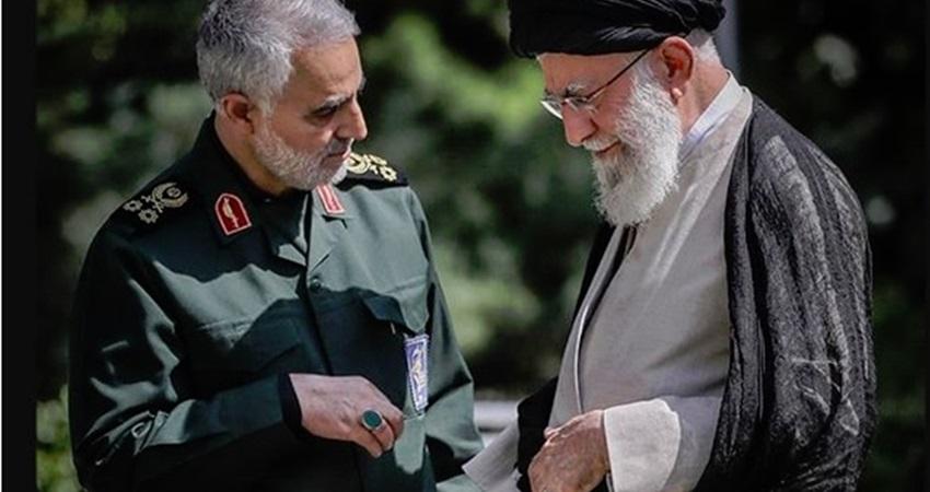 مسؤول إيراني : سليماني جاء إلى  سوريا لحماية الأسد وليس لمحاربة داعش