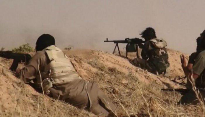 داعش يعلن مسؤوليته عن عدة هجمات استهدفت النظام بريف حماه وحمص