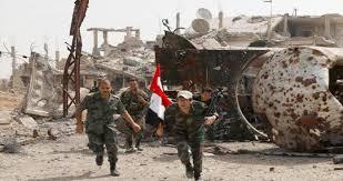 انشقاق 10 عناصر من قوات  النظام دفعة واحدة  وتأمين وصولهم إلى  الشمال السوري