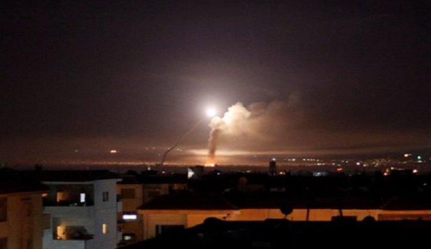 دوي انفجارات في حماة.. والنظام يعلن التصدي لغارات إسرائيلية