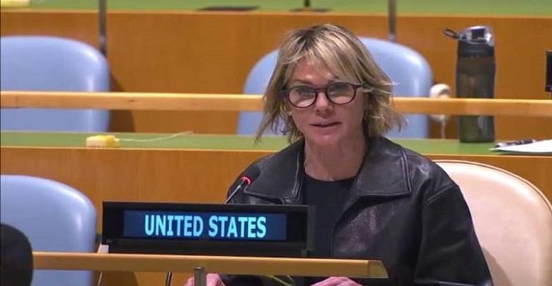 سفيرة أمريكا في الأمم المتحدة  : من المخزي فشل مجلس الأمن في تلبية احتياجات السوريين