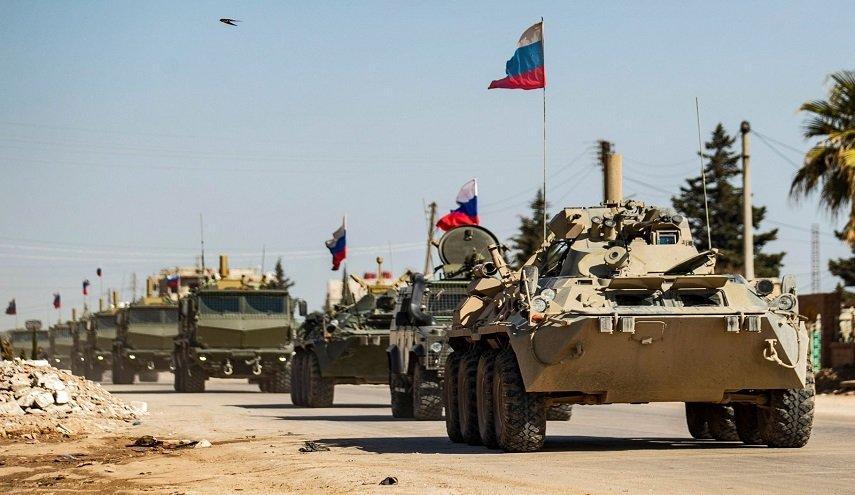 وصفت بالأضخم ...الجيش الروسي يدفع بتعزيزات إلى البادية ودير الزور