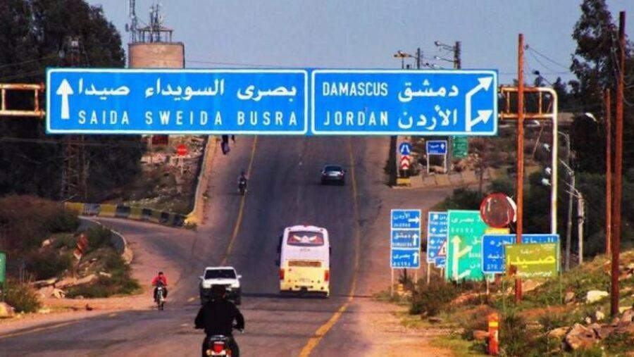 فصائل السويداء تعتقل ضابطاً من النظام وتضع حواجز على طريق دمشق