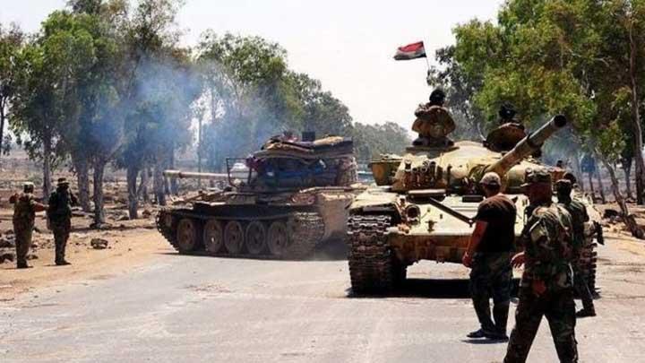 اللجنة المركزية  تستنفر في درعا ردا على تصعيد النظام في طفس