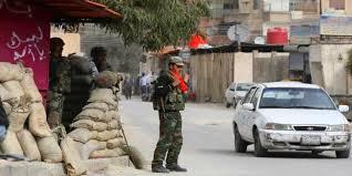 الآمن العسكري يعتقل 4 شبان من مدينة زاكية بريف دمشق