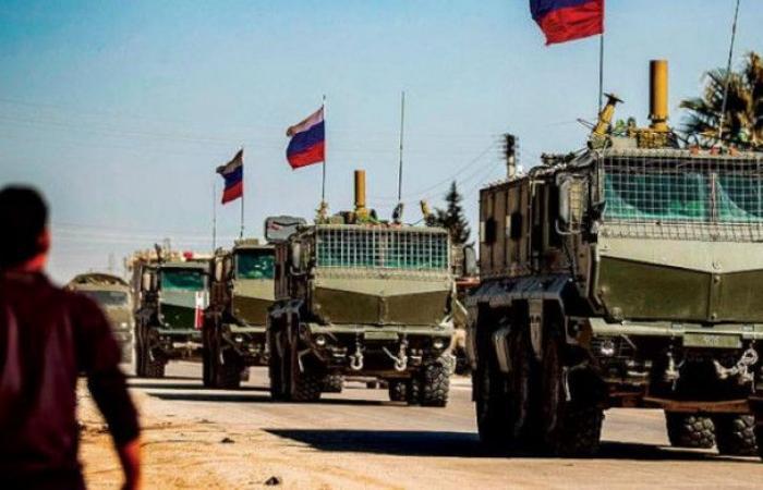 تعزيزات عسكرية روسية الأكبر من نوعها تصل  إلى البادية السورية
