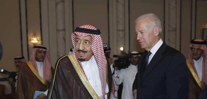 إدارة بايدن تتعهد بالدفاع عن السعودية ضد أي هجوم خارجي