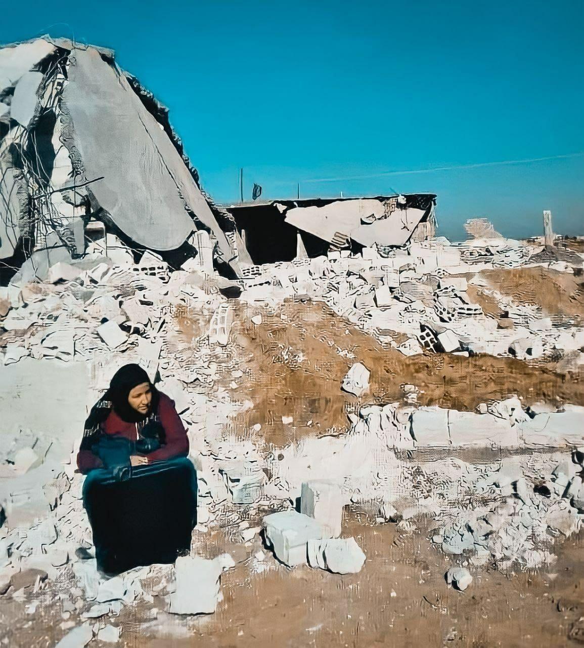 بحجة المخالفات...قسد تستمر في هدم منازل المدنيين في الرقة