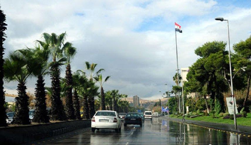 الأرصاد الجوية للنظام : المناطق السورية  مقبلة على منخفض أكثر برودة