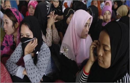 بعد إرسالهن من دبي إلى مناطق الاسد .. فلبينيات يتعرضن لسوء المعاملة والاغتصاب