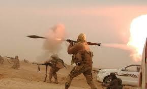 أكثر من 100 غارة روسية في البادية ومواجهات بين داعش والنظام