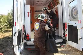 ريف إدلب...العثور على جثة رجل متجمدة في سرمدا