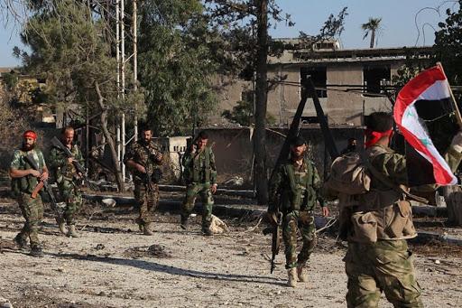 البوكمال...الآمن العسكري يعتقل قيادات من الميليشيا الإيرانية