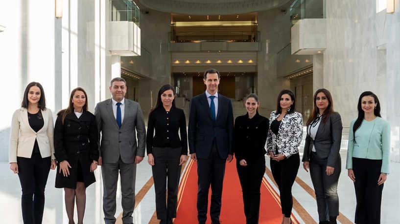 خلال اجتماع بالقصر الجمهوري ..الأسد يوجه إعلامه الرسمي للاستعداد لـ الجهاد الأكبر