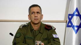 رئيس هيئة أركان الجيش الإسرائيلي يهدد بقصف المواقع الإيرانية في سوريا