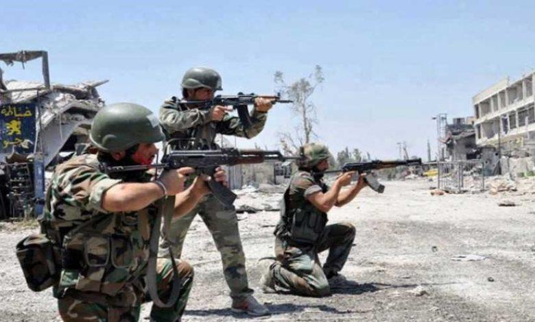 اشتباكات وتوتر آمني بين الدفاع الوطني وفاطميون غربي الرقة