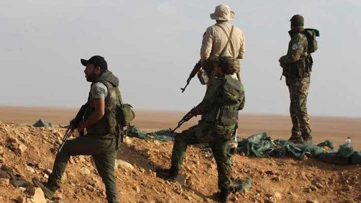 قتلى وجرحى من الميليشيات الإيرانية شرق الرقة