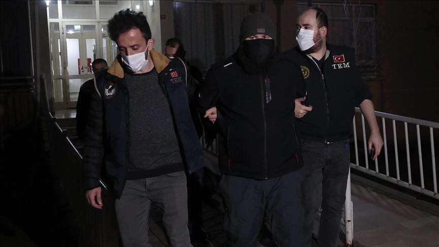 الشرطة التركية تعتقل 9 مشتبهين بانتمائهم لتنظيم داعش بإسطنبول