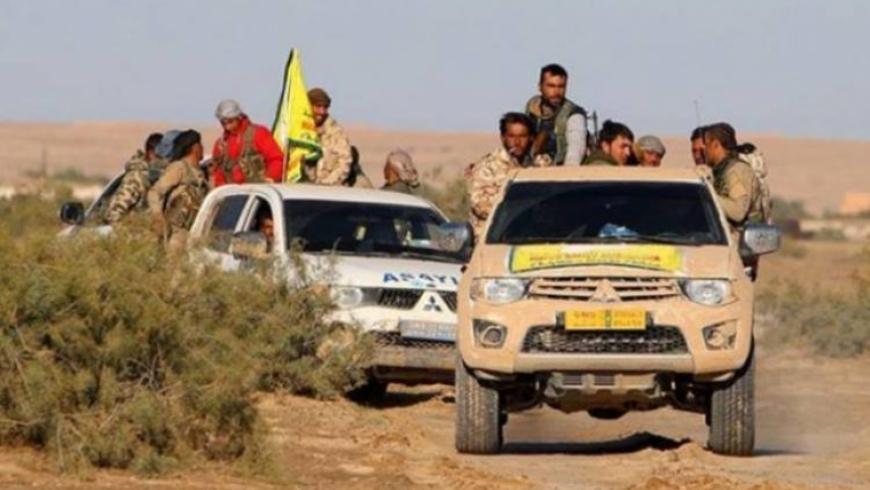 بأكثر من 500 عسكري و50 مدرعة..قسد تبدأ حملة واسعة في ريف دير الزور