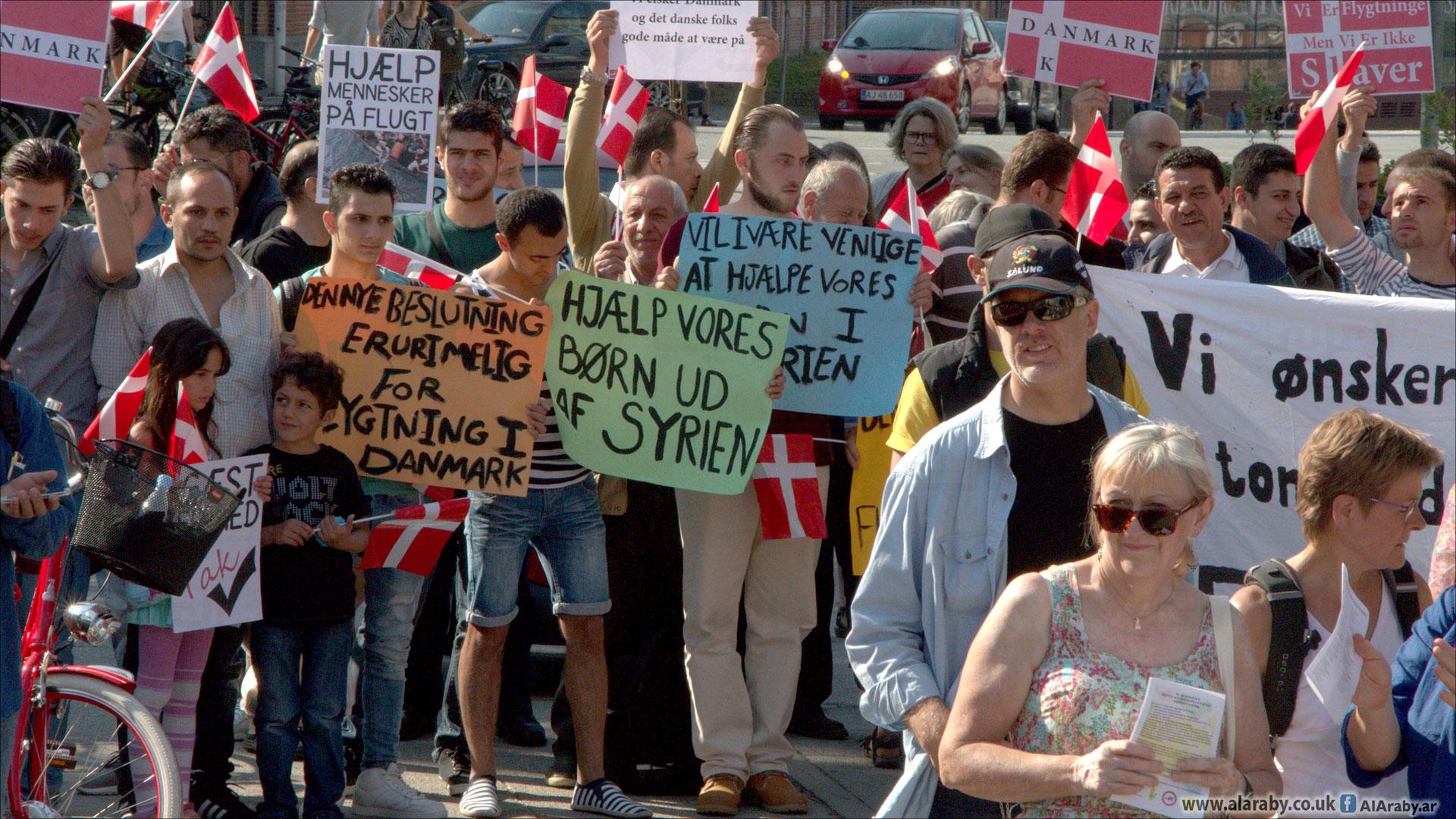 إلغاء 205 تصاريح إقامة وفقاً لقرار دنماركي بترحيل جماعي للسوريين
