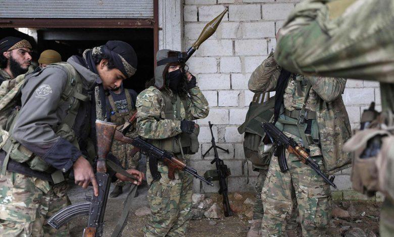 الإعلان عن تشكيل عسكري جديد جنوب سوريا