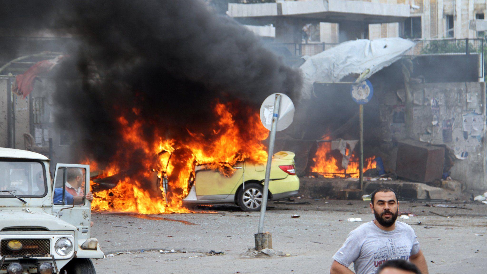 تفجير يستهدف قيادي في فصائل التسوية بريف درعا