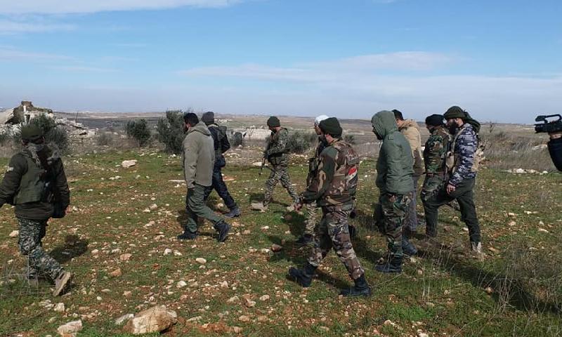 Al-Baqer militia seizes civilian homes in Aleppo