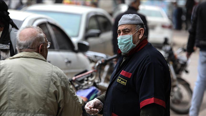 تسجيل 14 حالة وفاة و384 إصابة جديدة بفيروس كورونا في عموم الأراضي  السورية