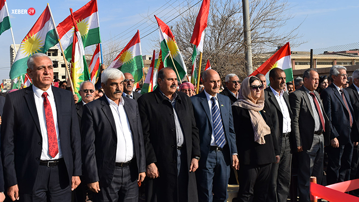 The Kurdish National Council rejects an invitation from the Elysee to visit France