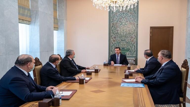 بشار الأسد يصدر توجيهات جديدة  لحكومته