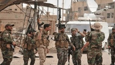 Establishing a new military faction in Sweida to stop Hezbollah's activities
