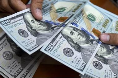 هبوط الدولار إلى مادون ال 3000 ليرة  عند إغلاق  تداولات الأحد